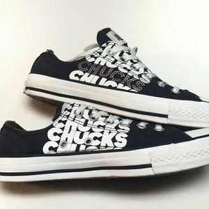 Converse Chucks All Star Low Top Sneakers 8